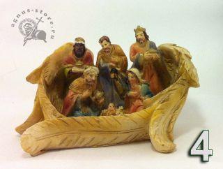 Рождественская композиция 04